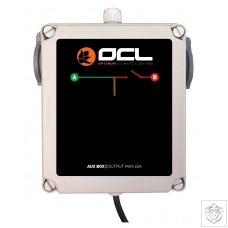 OCL Lighting DLC 1.1 Aux Box 2 x 16A Relay 12/12