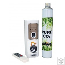 Airbomz CO2 Dispenser with Light Sensor
