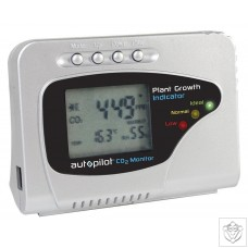 Autopilot CO2 Monitor & Logger