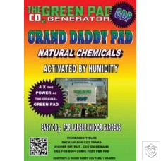 The Grand Daddy Pad CO2 Generator The Green Pad