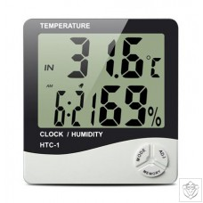 Digital Series Min Max Thermometer & Hygrometer
