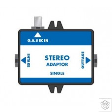 GAS Stereo Adapter Global Air Supplies (G.A.S.)