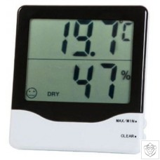 Budget Therma-Hygrometer N/A
