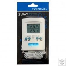 Digital 2 Way Thermometer/Min Max Meter