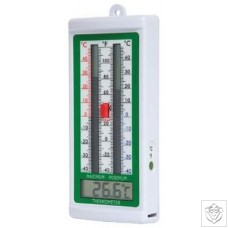 Max/Min Thermometer with Internal Sensor