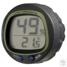 Thermo-Hygrometer for Panel Mounting