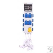 GSE Timer Box III 12x600W + Heating