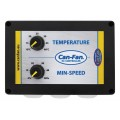Can-Fan EC Controller - Speed & Temperature CAN (Ruck)
