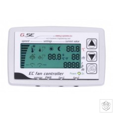GSE EC LCD Controller for 2 Fans