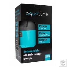 Aqualine 1100W 15000l/h Submersible Water Pump