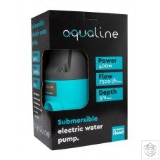 Aqualine 400W 7500l/h Submersible Water Pump