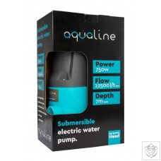 Aqualine 750W 12500l/h Submersible Water Pump