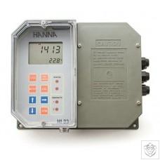 HI-23211-2 Industrial Grade EC Digital Wall Mounted Controller Hanna
