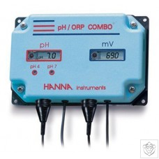 HI-981406 pH and ORP Indicator Hanna