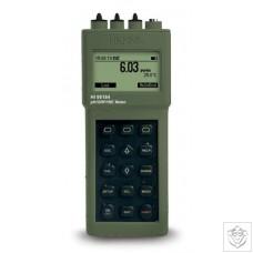 HI-98184 Waterproof pH/ORP/ISE Meter
