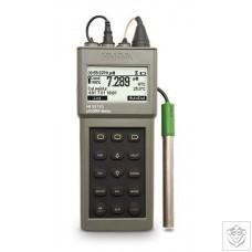 HI-98185 Waterproof pH/ORP/ISE Meter