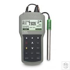 HI-98191 Professional Waterproof pH/ORP/ISE Meter
