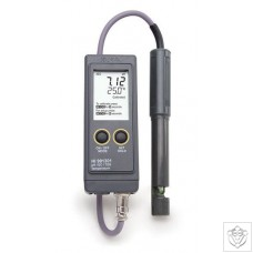 HI-991301N High Range EC, TDS, pH and °C Meter Hanna