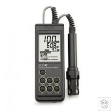 HI-9147-10 Dissolved Oxgen Meter Hanna