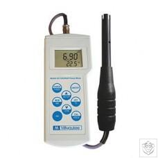 Mi306 Conductivity / TDS / NaCl / Temperature Professional Portable Meter Milwaukee