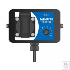 GAS Minute Timer for Pumps etc Global Air Supplies (G.A.S.)