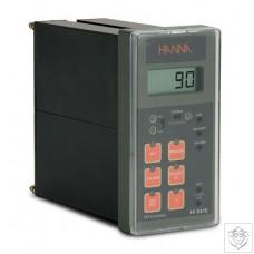 HI-8410 Panel Mounted Dissolved Oxygen Controller Hanna