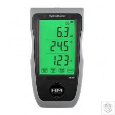 Hydromaster HM-500 Continuous pH/EC/TDS/Temp Monitor HM Digital