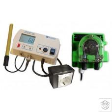 pH Controller and Doser MC720 Milwaukee