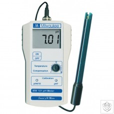 Portable pH Meter MW100 Milwaukee