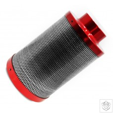 Red Scorpion 80mm Heavy Duty Carbon Filters