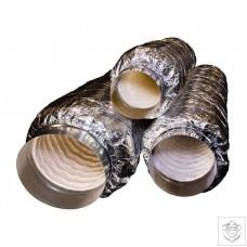 Flexible Fabric Silencers N/A