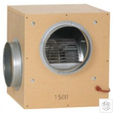 Acoustic Insulated Fans