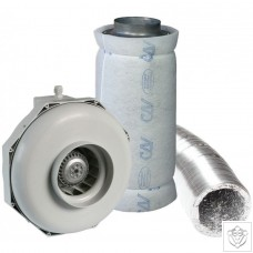 Can-Fan & Can-Lite Air Kit (1170m³/hr) Can-Filters
