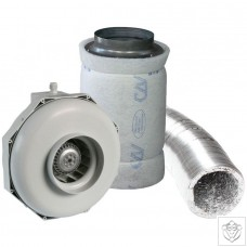 "10"" 250mm Can-Fan & Can-Lite Carbon Filter Kit (830m³/hr)"