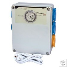 Timer Box II 4x600W with Heating Socket