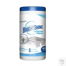 DLI BrightShine Reflector Wipes