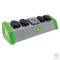 4 Socket Contactor Timer 26A
