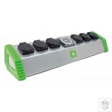 6 Socket Contactor Timer 26A