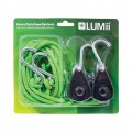 65kg LUMii Heavy Duty Rope Ratchet - Pack of 2