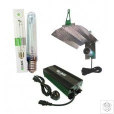 600W DIGITA Ballast With MINii Reflector And 600W SunBlaster HPS Lamp