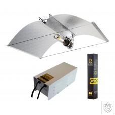 Omega Adjustable HPS Light Kit with Magnetic Ballast Omega