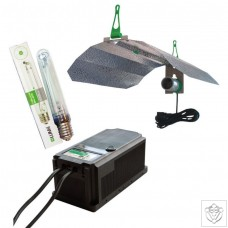 600W Dual Core Ballast With MAXii Reflector & SunBlaster HPS Lamp