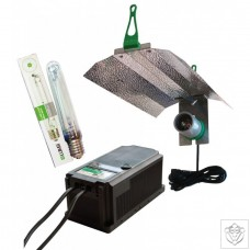 600W Dual Core Ballast With MINii Reflector And 600W SunBlaster HPS Lamp
