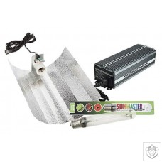 600W Maxibright Digilight Euro Reflector Grow Light Kit