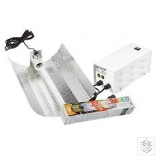 250W iPac Euro Reflector Grow Light Kit Maxibright