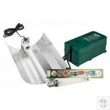 Maxibright 600W Compact Pro Euro Reflector Grow Light Kit Maxibright