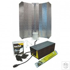 600w Hobby Kit with Eazi Rolls and PP Lamp