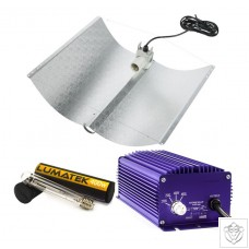 400W Adjust-a-Wing Lumatek Digital Grow Light Kit Lumatek