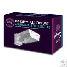 Street Light 315W CMH with Fixed Shade