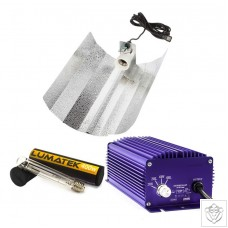 400W Euro Lumatek Digital Grow Light Kit Lumatek